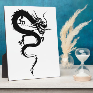 Chinese Dragon (6) Photo Plaque