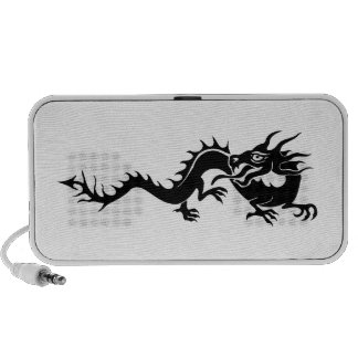 Chinese Dragon (9) Notebook Speakers
