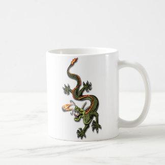 Chinese Dragon and Pearl Coffee Mug