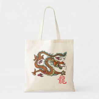 Chinese Dragon Bag
