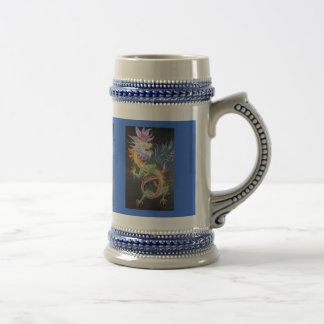 Chinese Dragon Beer Stein
