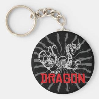 Chinese Dragon Chinese Zodiac Dragon Keychain
