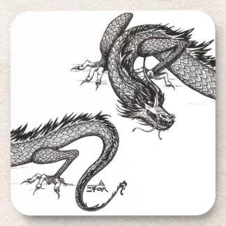 Chinese Dragon | Customizable Beverage Coaster