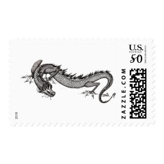 Chinese Dragon | Customizable Postage