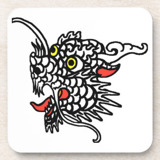 Chinese Dragon Drink Coaster