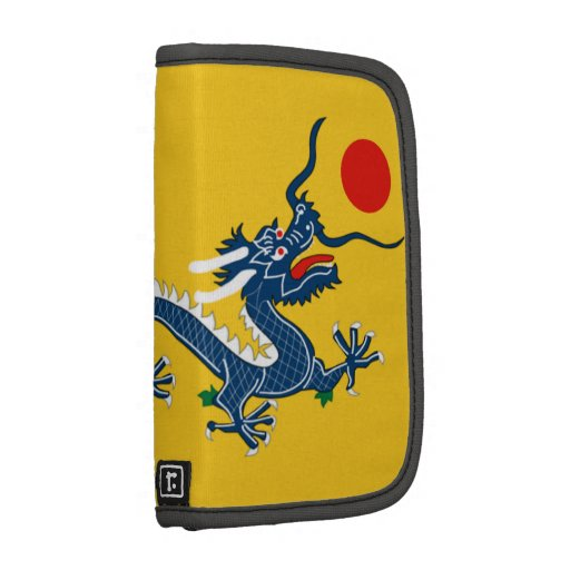 Chinese Dragon Flag Folio Planners
