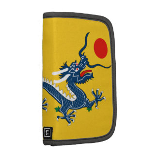 Chinese Dragon Flag Folio Planners