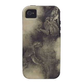 Chinese Dragon from Song Dynasty by Chen Rong Vibe iPhone 4 Cover