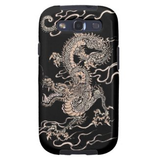 Chinese Dragon Galaxy SIII Cases
