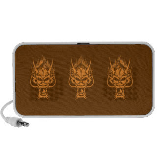Chinese Dragon Head Speaker
