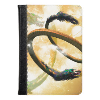 Chinese dragon in the universe kindle case