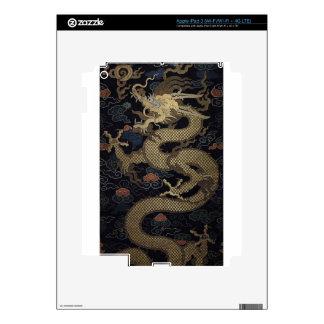 Chinese Dragon iPad 3 Decals