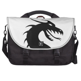Chinese dragon. bags for laptop