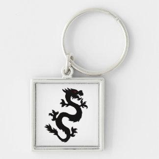 Chinese Dragon matching jewelry set Keychain