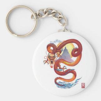 Chinese Dragon modified Key Chains