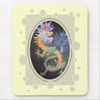 Chinese Dragon Mouse Mats
