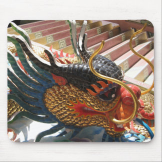 Chinese Dragon Mouse Pad