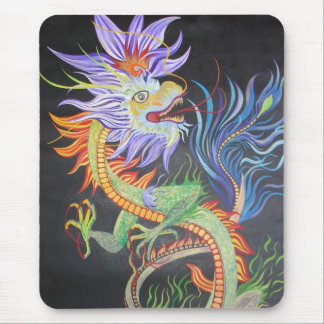 Chinese Dragon Mousemat