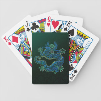 Chinese Dragon Ornament Bicycle® Playing Cards
