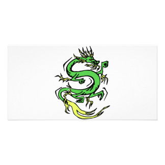 Chinese Dragon Photo Cards