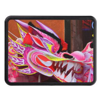 Chinese Dragon Trailer Hitch Cover