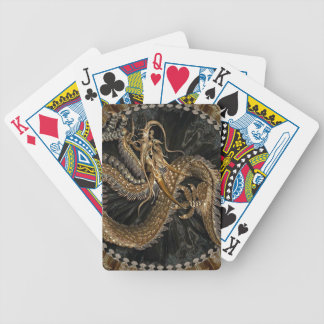 Chinese Dragon Deck Of Cards