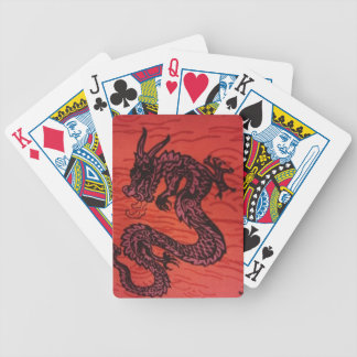 Chinese Dragon Poker Cards
