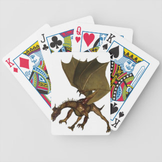 CHINESE DRAGON BICYCLE POKER CARDS