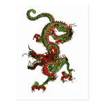 Chinese Dragon Post Cards