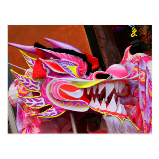 Chinese Dragon Postcards