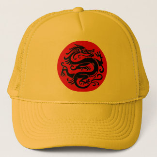 Chinese Dragon Seal Hat