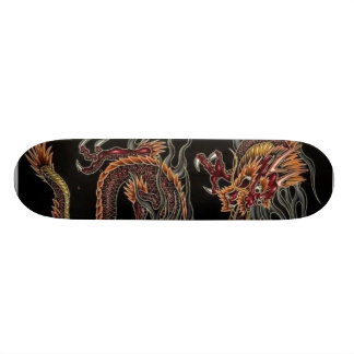 Chinese Dragon Skateboard