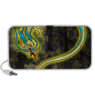 Chinese Dragon Notebook Speakers