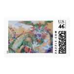Chinese Dragon Stamps