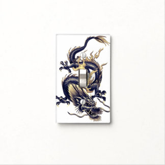 Chinese Dragon - Switch Plate 1