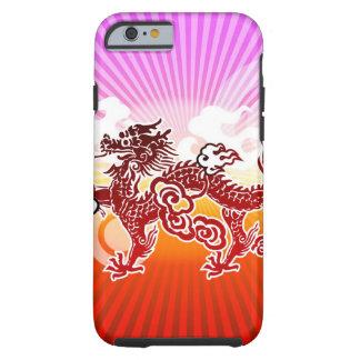 Chinese Dragon Tough iPhone 6 Case