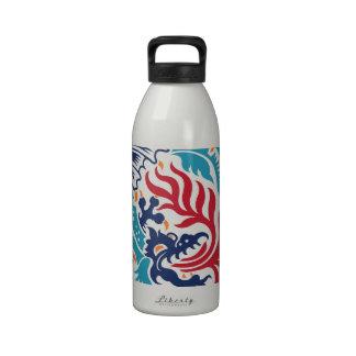 Chinese Dragon Drinking Bottles