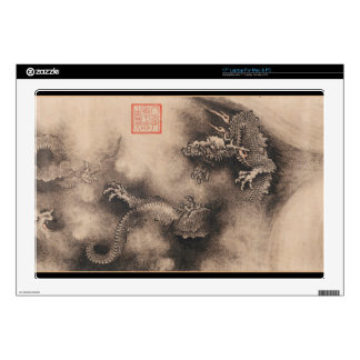 Chinese Dragon Year Zodiac Protection Skin Decals For Laptops