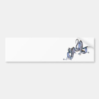 Chinese Dragons  Bumper Stickers