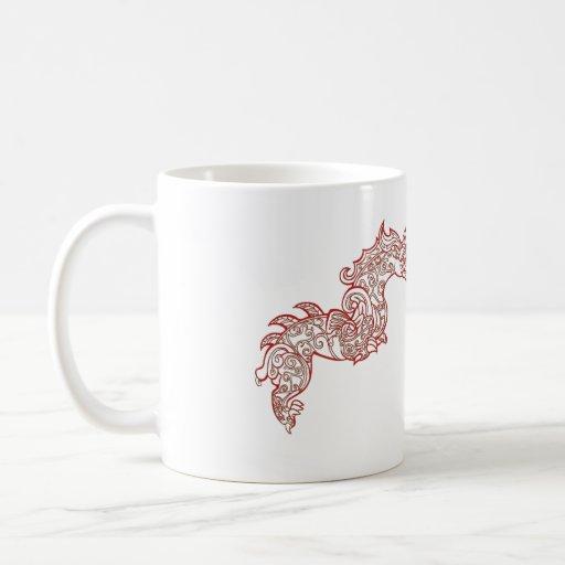 Chinese Dragons Mythology Mug