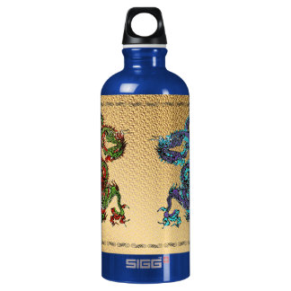 Chinese Dragons Water Bottle