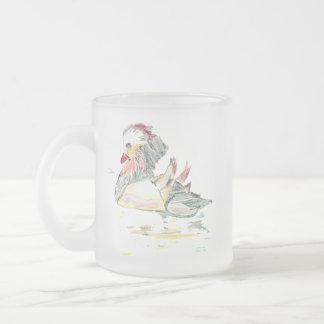 Chinese Duck Mug