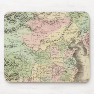 Chinese Empire and Japan Mouse Pads