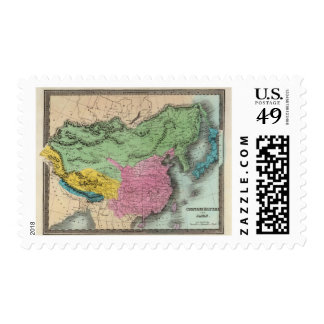 Chinese Empire And Japan Postage Stamps