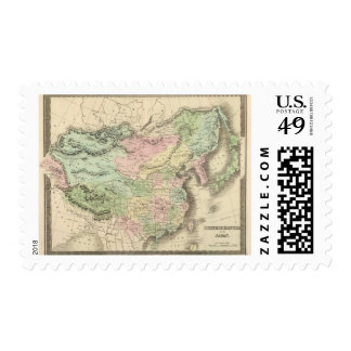 Chinese Empire and Japan Stamps