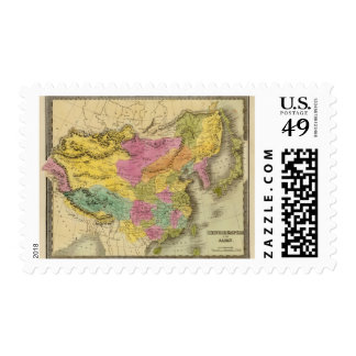Chinese Empire And Japan Stamp