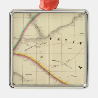 Chinese Empire, Asia 55 Christmas Ornament