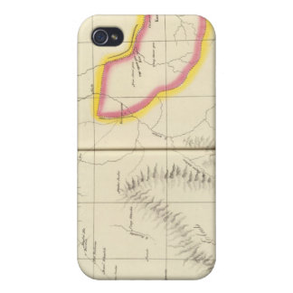 Chinese Empire, Asia 57 iPhone 4 Cases