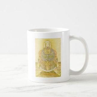 Chinese Empress on Her Throne Coffee Mug