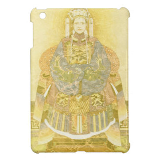 Chinese Empress on Her Throne Case For The iPad Mini